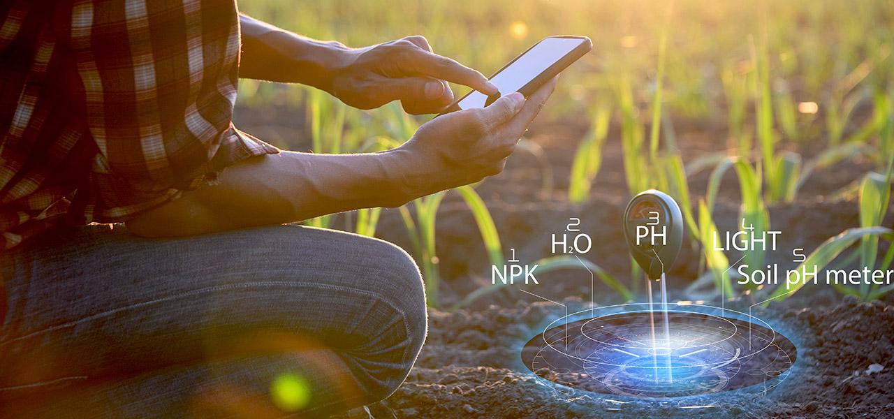 agricoltura smart agritech