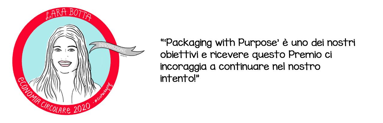 packaging sostenibile laura botta
