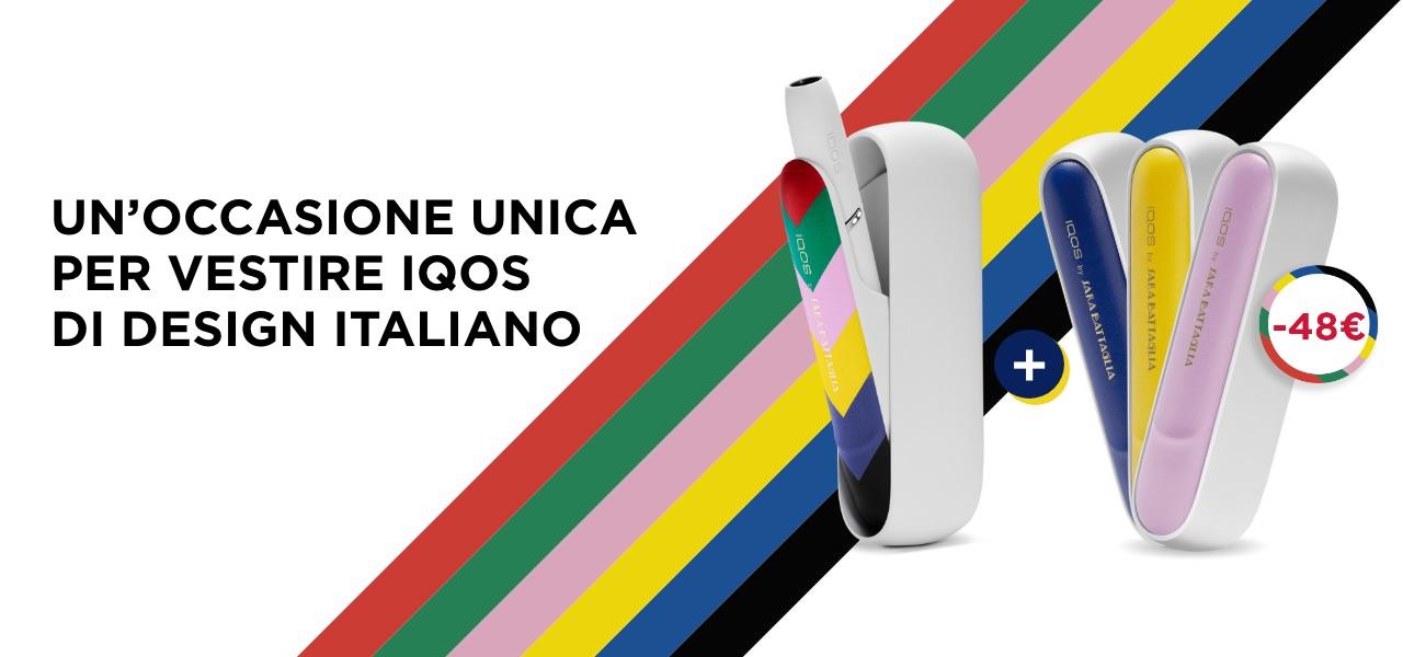 limited edition iqos accessori