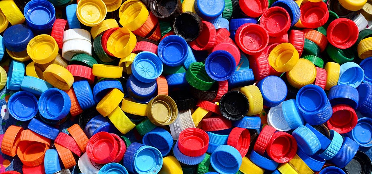 tessuti sostenibili plastica