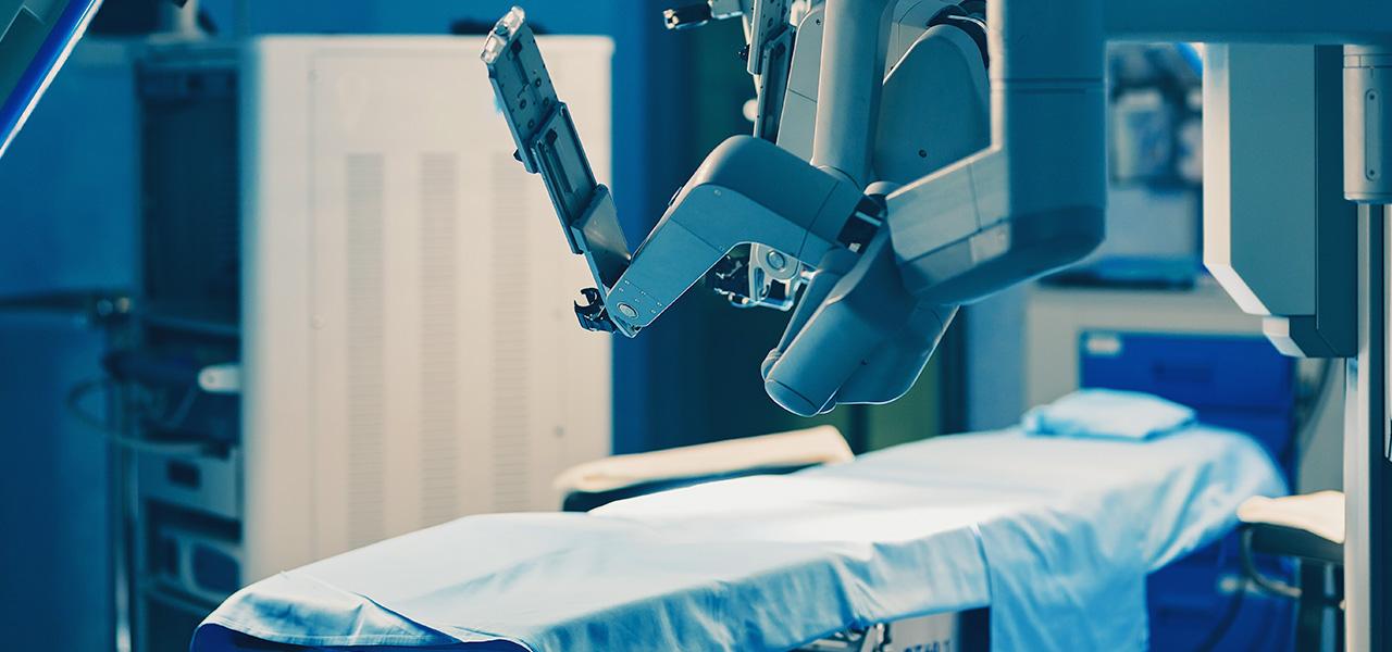 robotica medicina del futuro