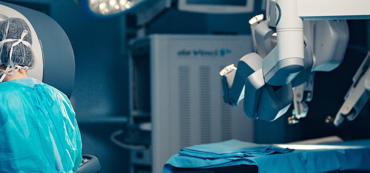 chirurgia toracica robotica