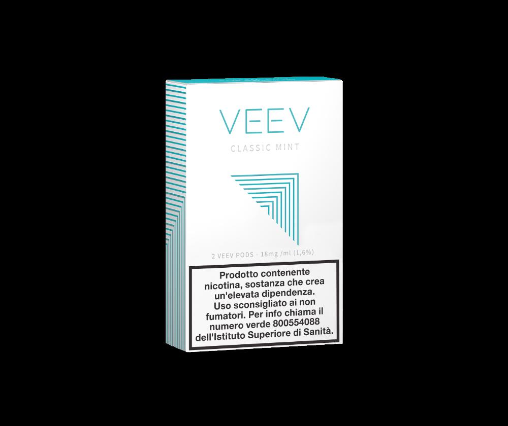 Classic Mint VEEV vape pods