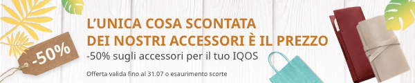Offerte e Promozioni IQOS Shop Online