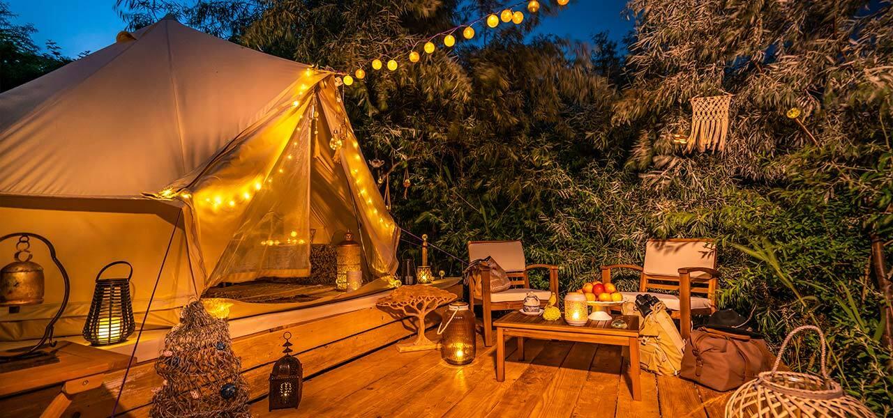 campeggi ecosostenibili turismo sostenibile eco friendly