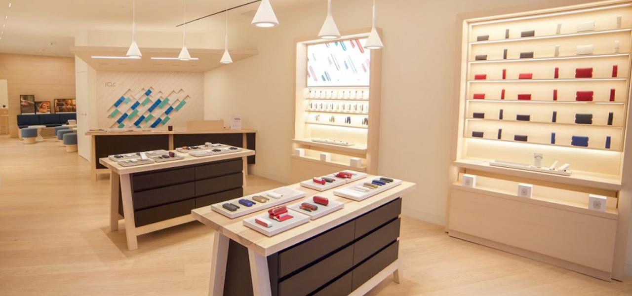 punti vendita IQOS Embassy Boutique