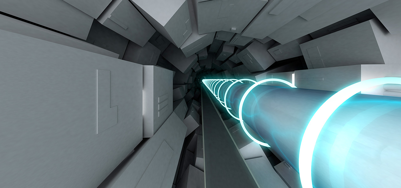 Cern ginevra acceleratori di particelle