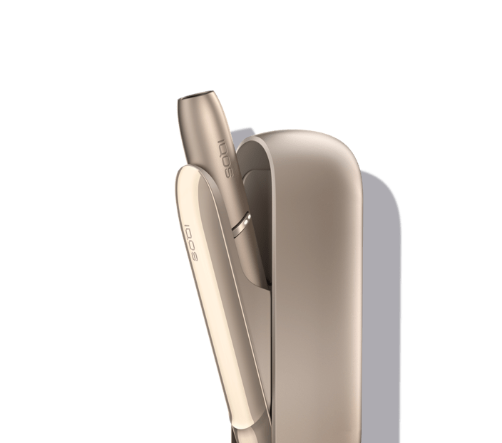 An IQOS 3 DUO.